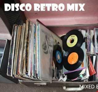 Disco Retro Mix by DJ Thanos.P