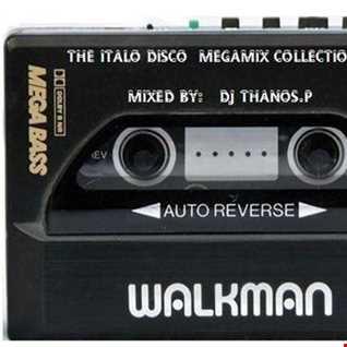 The  Italo  Disco  Megamix  Collection  Vol.3  Mixed  Dj Thanos.P