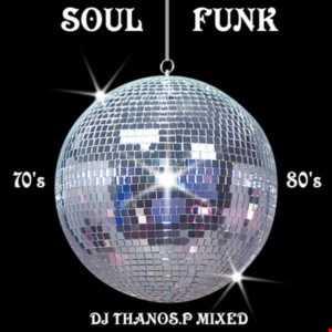 Downbeat  Funk Soul  Mixed  Dj  Thanos.P