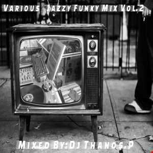Various   Jazzy Funky Mix vol.2
