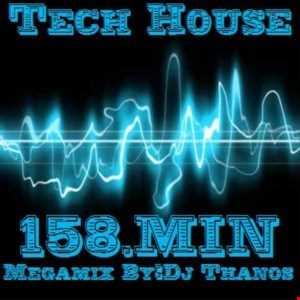 Techo  House  Megamix  By Dj Thanos.P