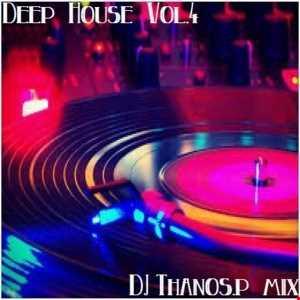 Deep  House  Vol.4  Mixed  Dj  Thanos.P