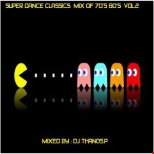 Classic Disco Of The 70s 80s  Vol.2 Mix DJ Thanos.P