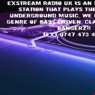 Kenzie D Exstream Radio Uk