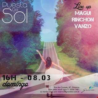 Puesta Del Sol - 2015-03-08