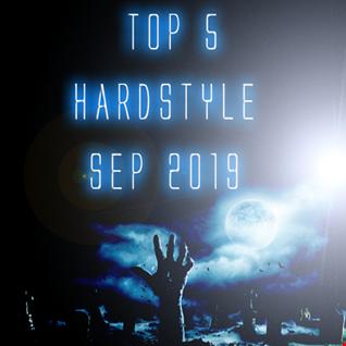 TOP 5 HARDSTYLE SEP 2019