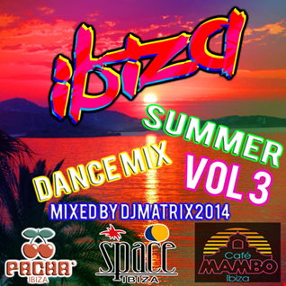 NEW IBIZA SUMMER MIX VOL.3