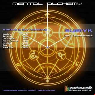 Mental Alchemy Podcast with Subivk feat Goawizzard
