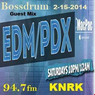 Live guest mix 94.7fm KNRK 2-15-2014
