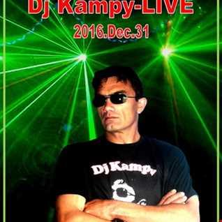 Dj Kampy LIVE 2016.Dec.31