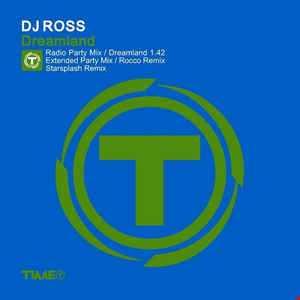GARAGE NIGHT ROSS DJ LIVE UK