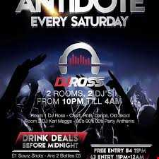 UK GARAGE LIVE DJ ROSS