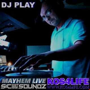 Mayhem Live 108 FM Dj Play Deep Funky House