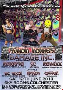 Skool Of Rave 2b,Simon Holmes