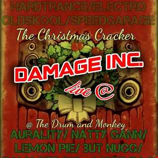 Damage Inc. Live @ Organised Confuison & Gridlock Fri 19th Dec 2014