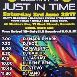 Damage Inc Live @ Destiny 9,Harwich,Essex,June 2017