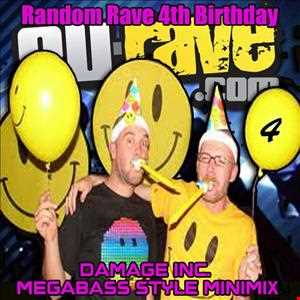 Libatee,Random Rave 4th Birthday,Damage Inc. Back to 89 90 Minimix!