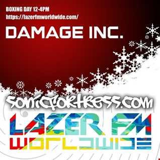 Damage Inc.,Live On Lazer FM Worldwide,Boxing Day 2018,Nu Skool Showcase