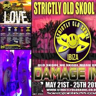 Damage Inc. Live @ SOS Ibiza 2017