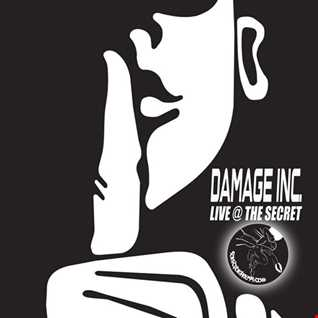Damage Inc. Live @ The Secret,Hidden,Manchester,Saturday 25th August 2018