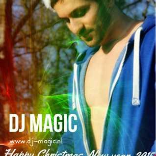 Happy Christmas Happy new year 2015 mixed by DJ Magic