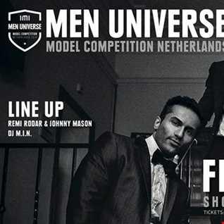 MU2015 Model Competition mixed By  DJ Magic