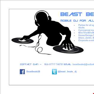 Beast in the mix May 2015
