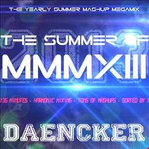 Mashup Megamix - The Summer of 2013