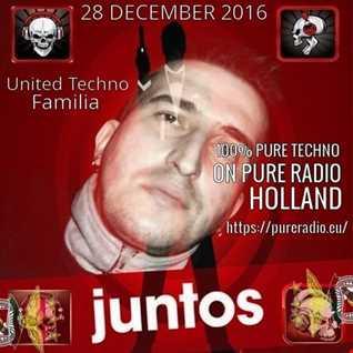 Pedro Leite  On Pure Radio Holland