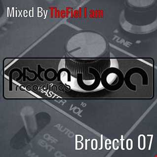 BroJecto 07 mixed By TheFiel I am