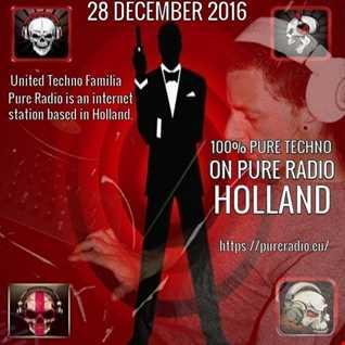 The Rhythm Fixxer On Pure Radio Holland 001