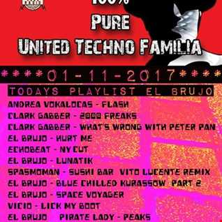Techno Downtempo Mix vol2 El Brujo