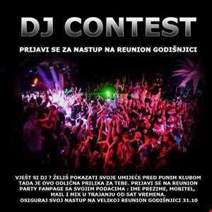 Reunion Party DJ Contest Mix