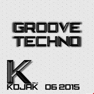 Groove Techno 062015