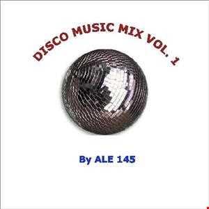 Disco Music Mix Vol. 1 By Ale145