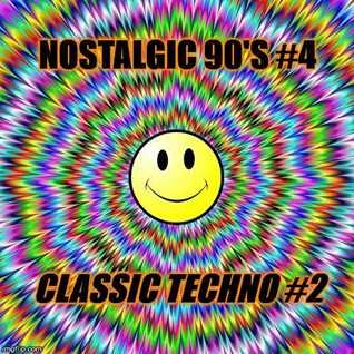 DJ DropOut pres Nostalgic 90's #4:Classic Techno #2