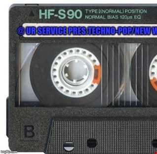 @ UR Service pres:Techno Pop, New Wave & Goth Heaven #2