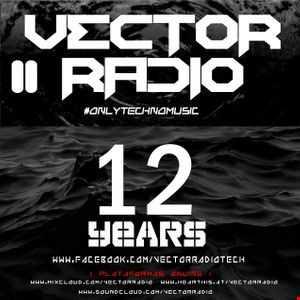 MarvinUR040 dj mix @ Vector Radio #273 04.01.2020