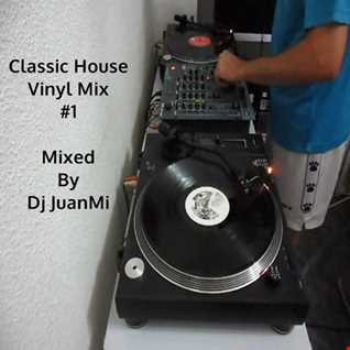 Classic House Vinyl Mix #1