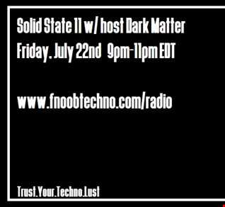 22 July 2016  Solid State 11