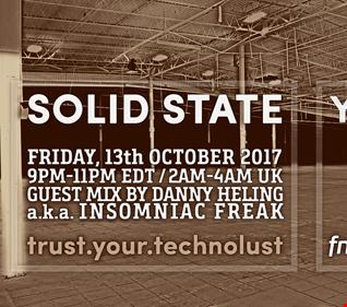 Solid State  2 year - Insomniac Freak - Fnoob Techno Radio
