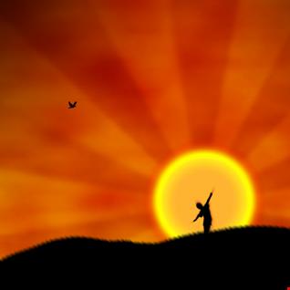 Sun Set In Trance