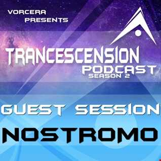 Trancescension Podcast S2E78 ft. Nostromo