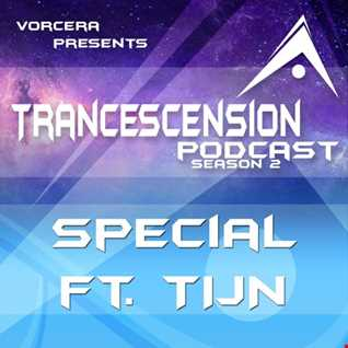 Trancescension Podcast S2E73 Ft Tijn