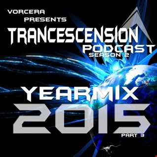 Trancescension Podcast S2E71 Yearmix part 3