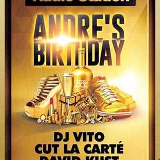 DJ Cut La Carte - Live on TheDjJades Birthday Party HMRS 23.7.2016