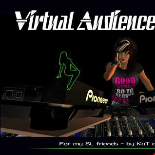 Virtual Audience ( LIVE MIX  26 SEPT)   Techno by Khener (aka MissRicci)