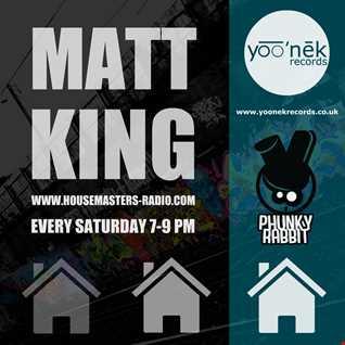 29th nov 2014 dj matt king live on www.housemasters-radio.com