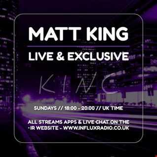 OCTOBER PROMO MIX BY MATT KING