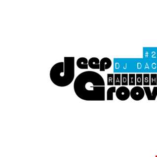deepGroove Show 276   Guestmix by Dj Dacha (New York)